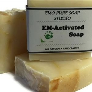 Other - Hand Made Anti-Microbial Soap